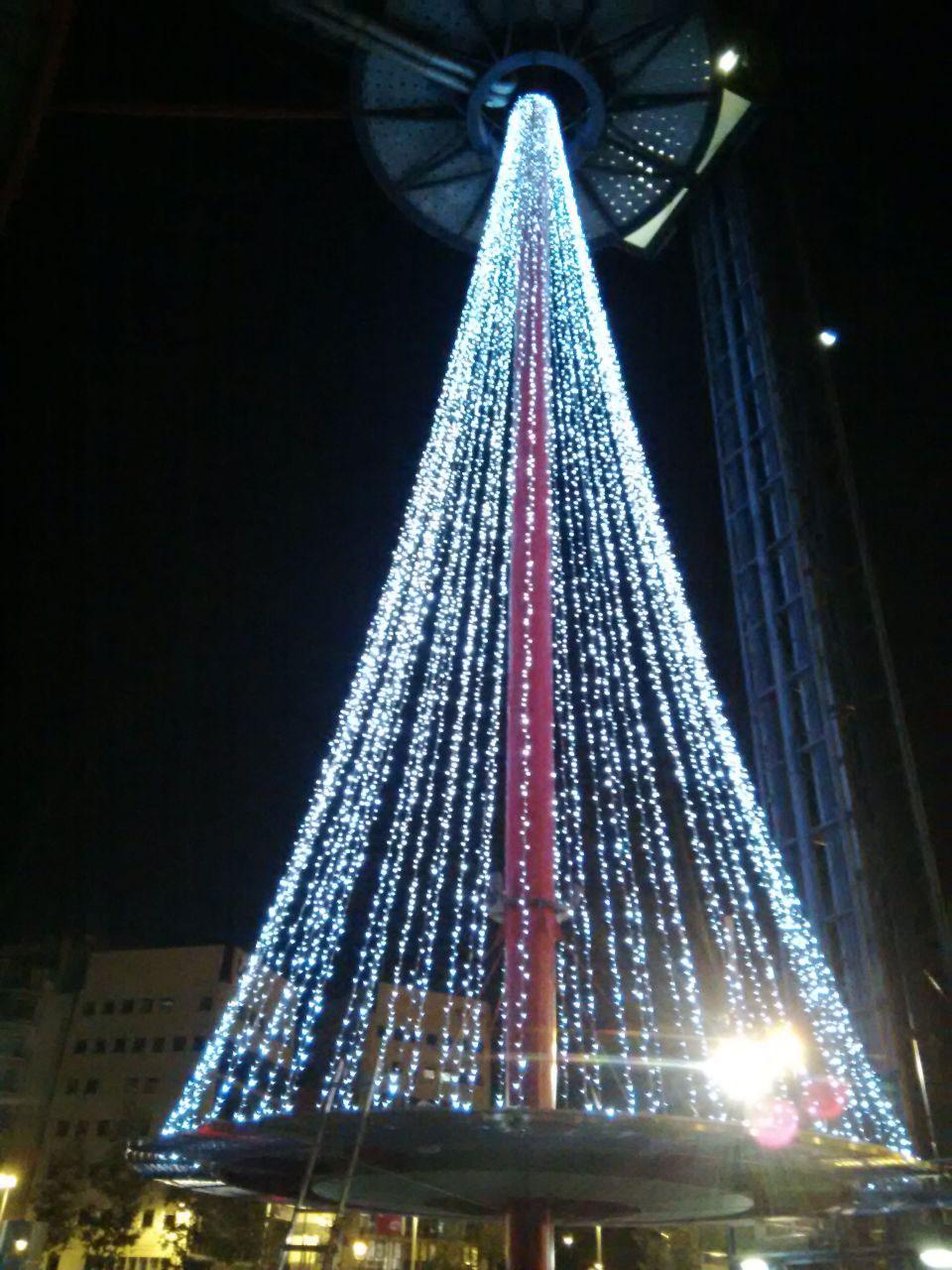 Iluminaci n de navidad centros comerciales barcelona - Iluminacion de navidad ...